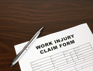 NYC Workers Compensation Injury form