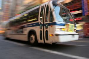 Abogado especialista en accidentes de autobús en la escena