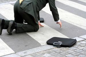 Abogados especialistas en accidentes por resbalones y caídas en la ciudad de Nueva York