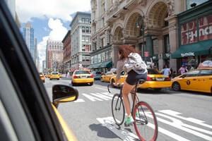 Bike Lane Safety NYC