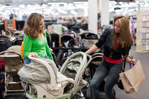 Britax stroller and carseat recall