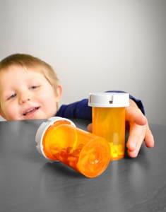 Child Injury Prescription Drugs
