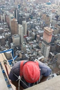 Construction worker safety in NYC