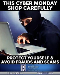 Cyber Monday Fraud