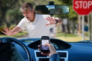 Deadly Pedestrian Accidents in NYC and Distracted Driving