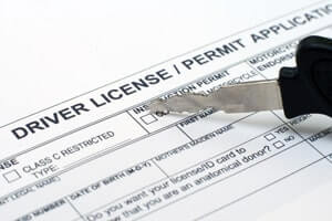 Drivers License Information