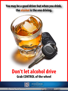 Drunk driving accident prevention