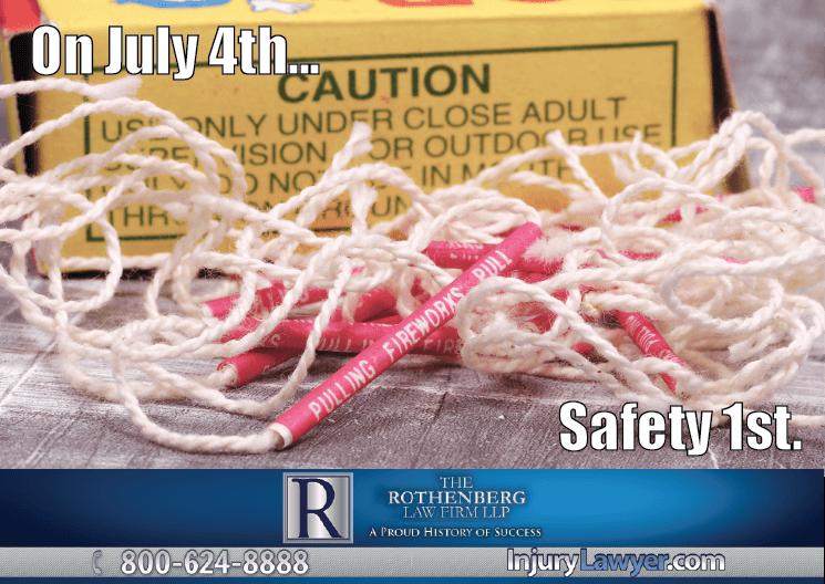 Fireworks Safety Meme