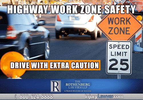 Highway Workzones Meme