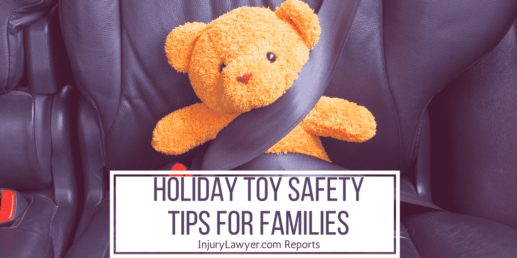Holiday Toy Safety Tips for Families