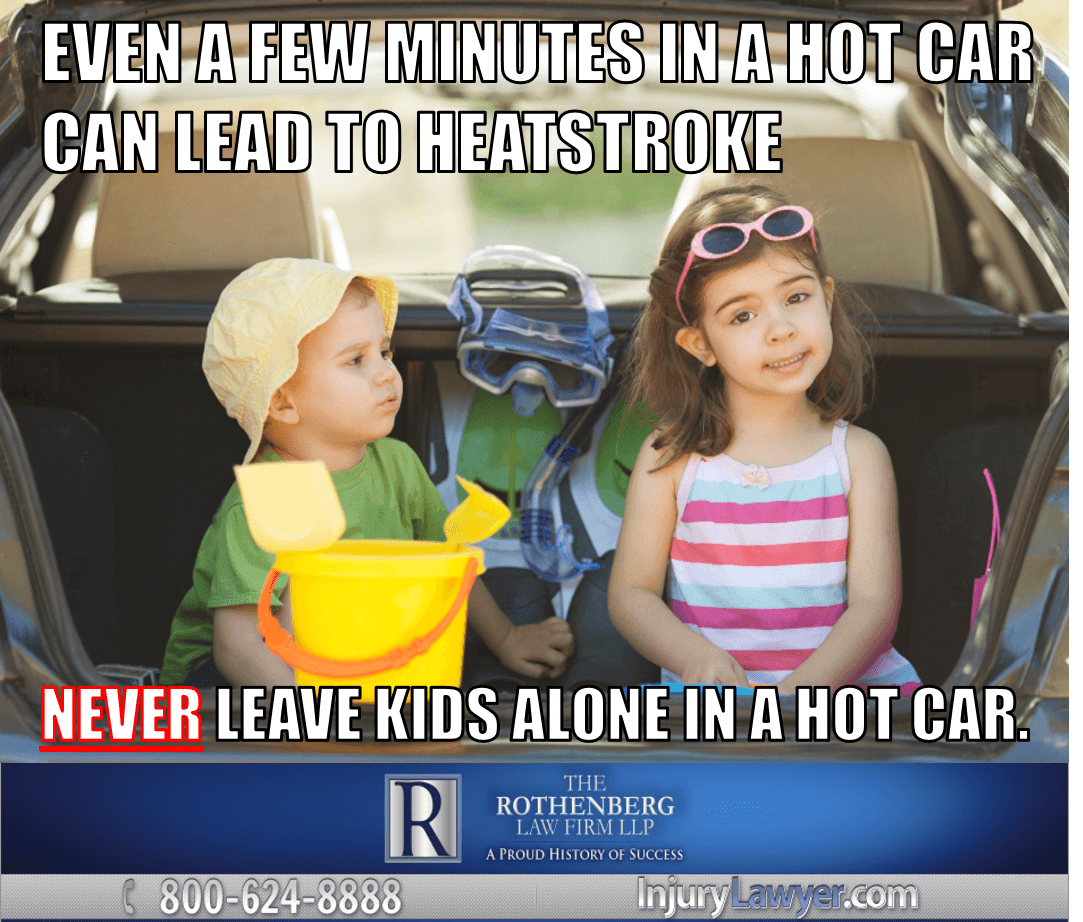 Kids in Hot Car Meme