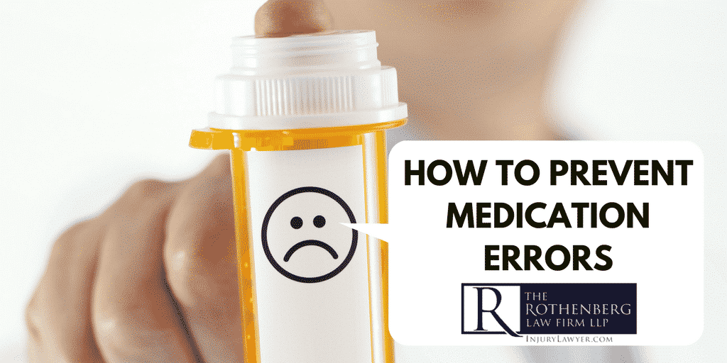 How to Prevent Medication Errors