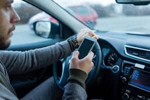 Millennial Dangerous Driving
