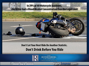 Motorcycle accidents can be prevented
