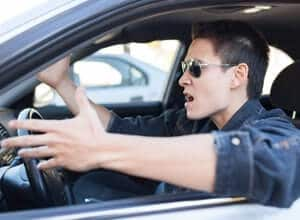 NJ Aggressive Driving