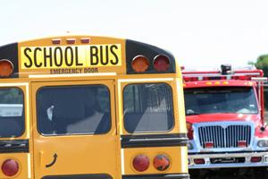 NJ School Bus Accident
