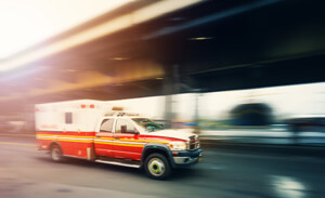 NYC Ambulance Accident