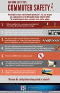NYC Commuter Safety Infographic th
