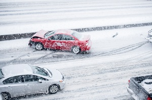 New Jersey Winter Car Accident