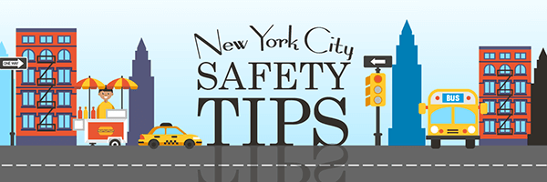 New York City Safety Banner