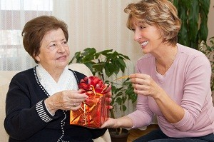 Nursing Home Holiday Visits