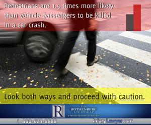 Pedestrian Safety Meme