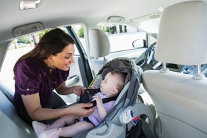 Philadelphia Child Safety Seat Law