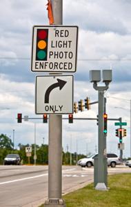 Philadelphia Red Light Accidents