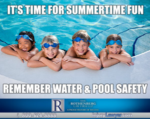 Pool Safety Meme
