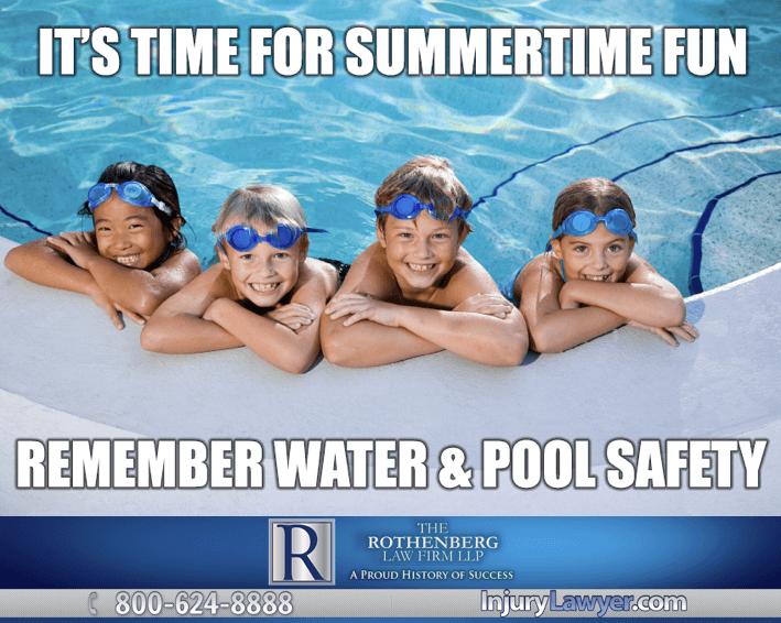 Pool Safety Meme Full