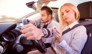 Summer Distracted Driving