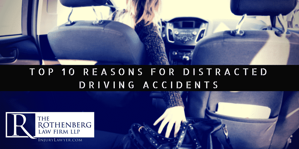 Distracted Driving Has Become A Focal Point For Driver Safety Concerns The Most Recent Annual Government Data Reports That Almost 3500 People Die In