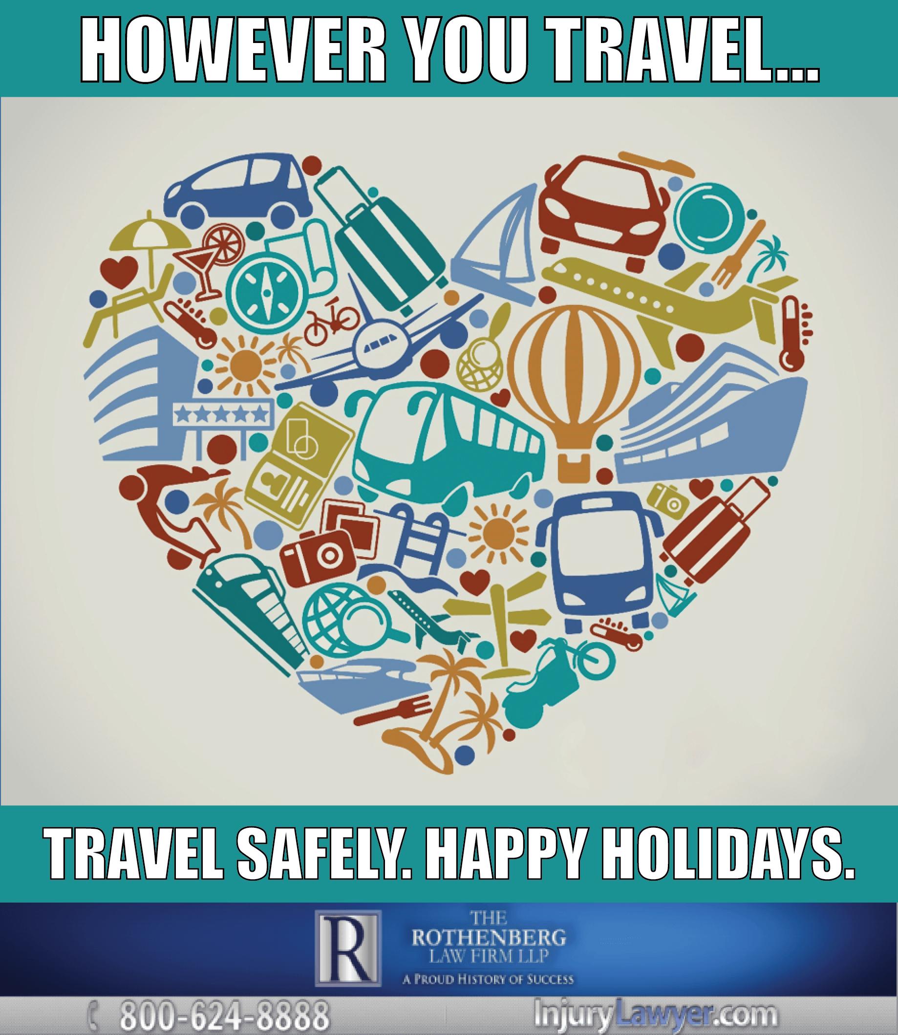 Travel safely meme