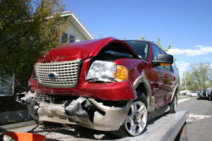 Ford Explorer Rollover Accident