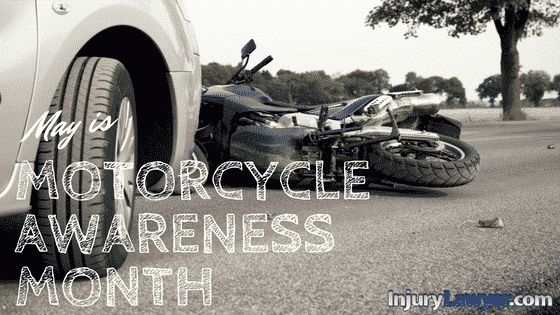 may motorcycle awareness month