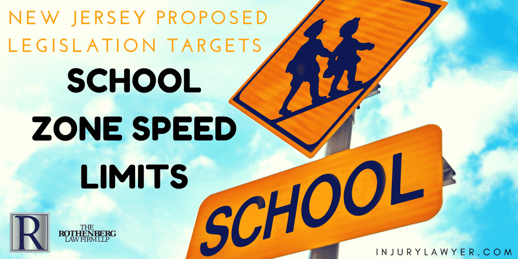 nj proposed legislation targets school zone speed limits