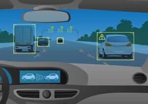 vehicle to vehicle technology